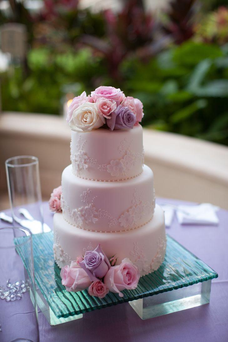 Romantic Wedding Cakes  Romantic Wedding Cake