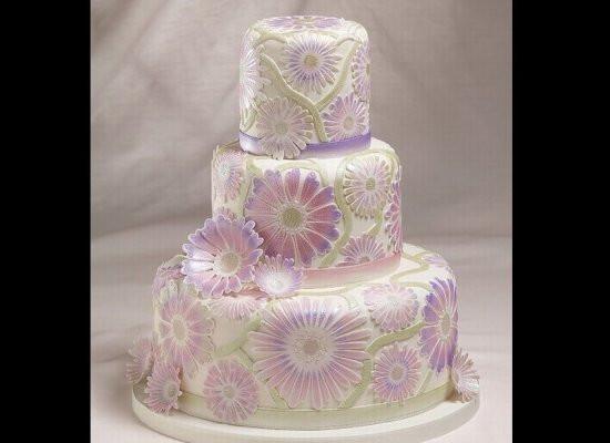 Romantic Wedding Cakes  Romantic Wedding Cakes Kerry Vincent