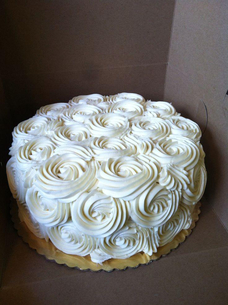 Rosette Wedding Cakes  Rosette Wedding Cake Kate MacDonald
