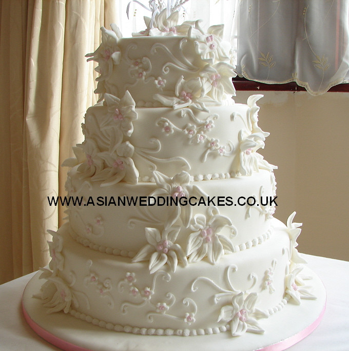 Royal Icing Wedding Cakes  Royal icing wedding cake idea in 2017