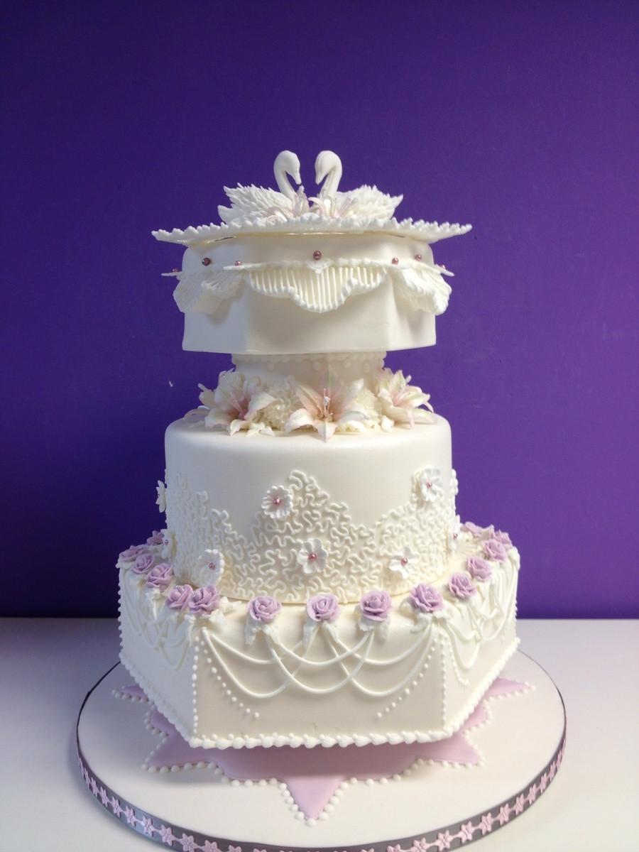 Royal Icing Wedding Cakes  Weddingcake Royal Icing CakeCentral