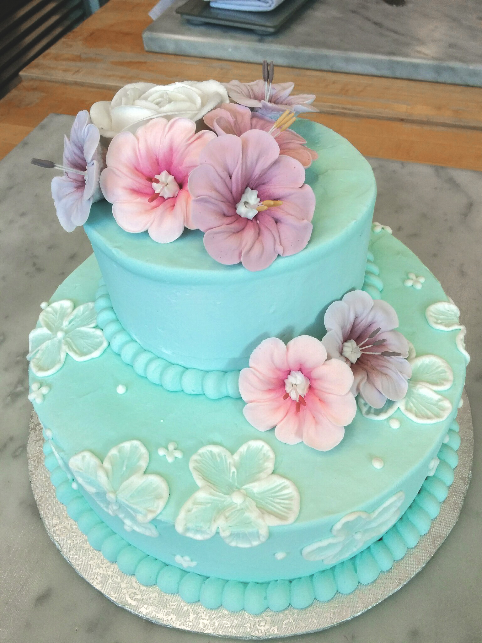 Royal Icing Wedding Cakes  s of My Work