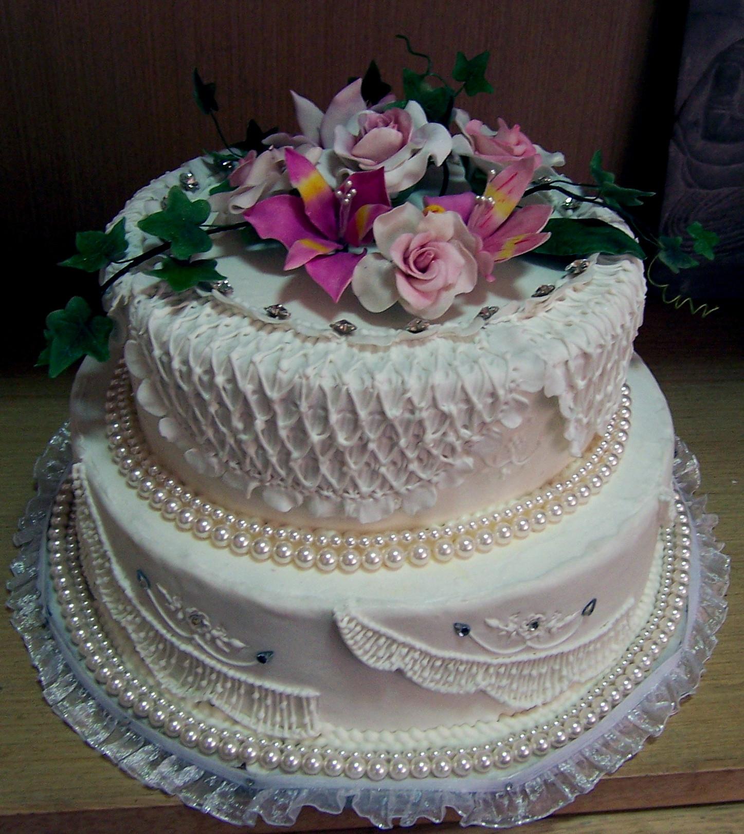 Royal Icing Wedding Cakes  Royal Icing