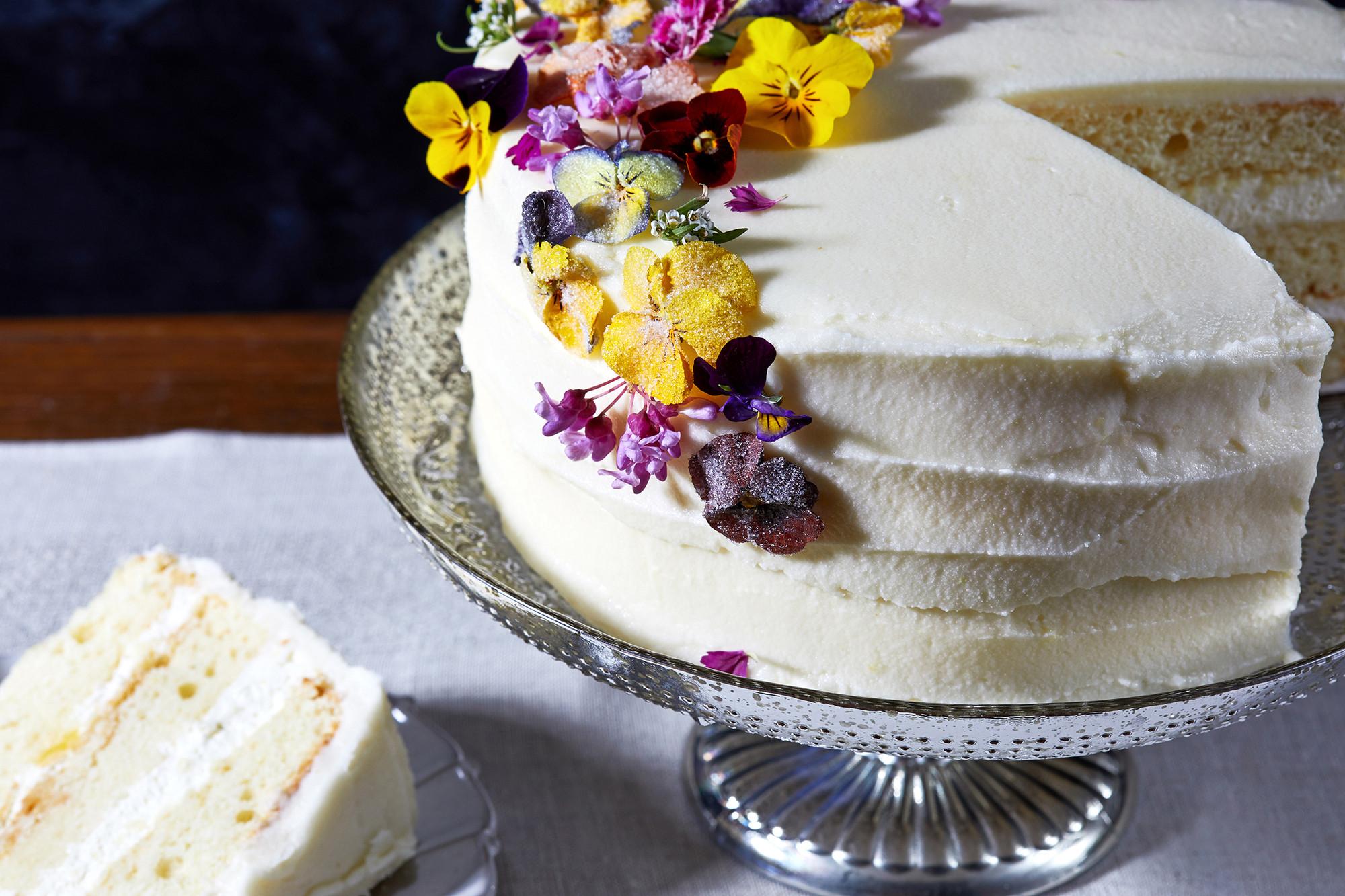 Royal Wedding Cake Recipe  Make your own royal wedding cake StarTribune