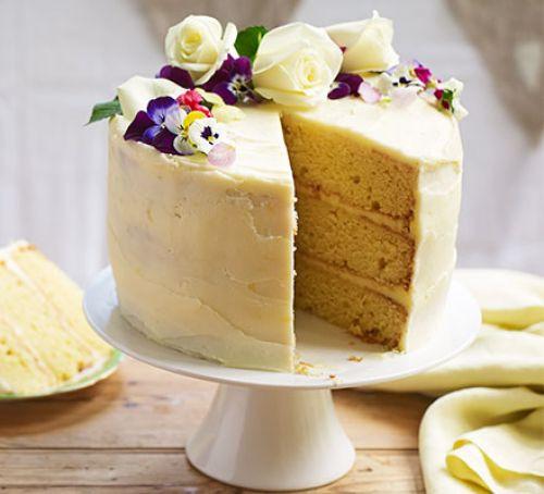 Royal Wedding Cake Recipe  Royal wedding party recipes