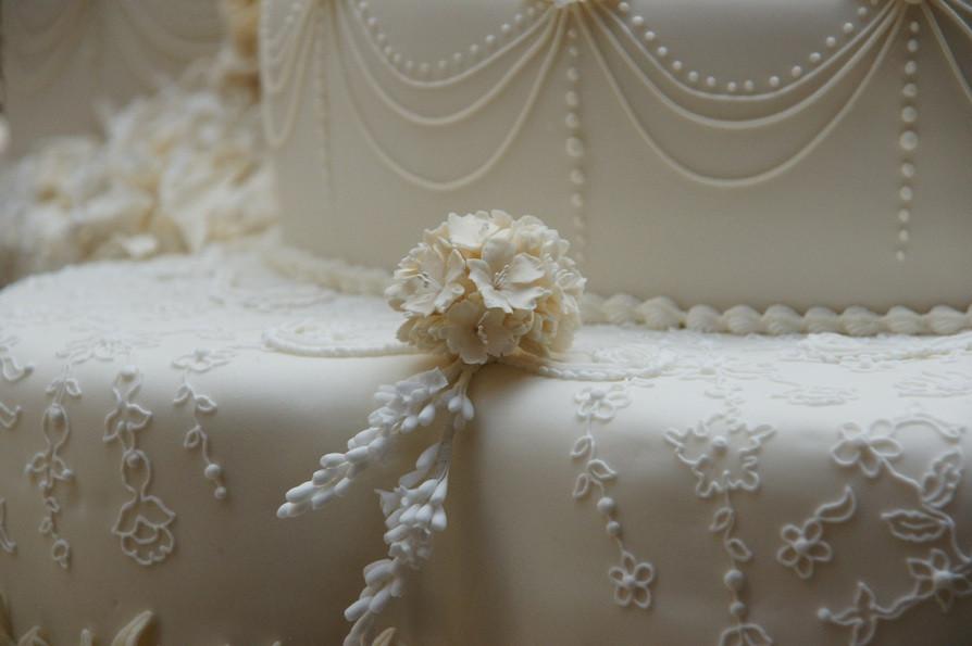 Royal Wedding Cake Recipe  The Royal Wedding Cake and Joseph Lambeth Technique – Jan
