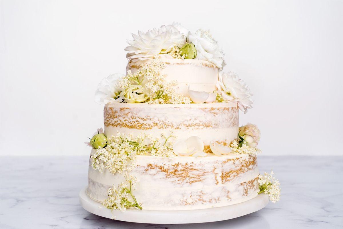 Royal Wedding Cake Recipe  The Royal Wedding Cake Recipe Recipes delicious