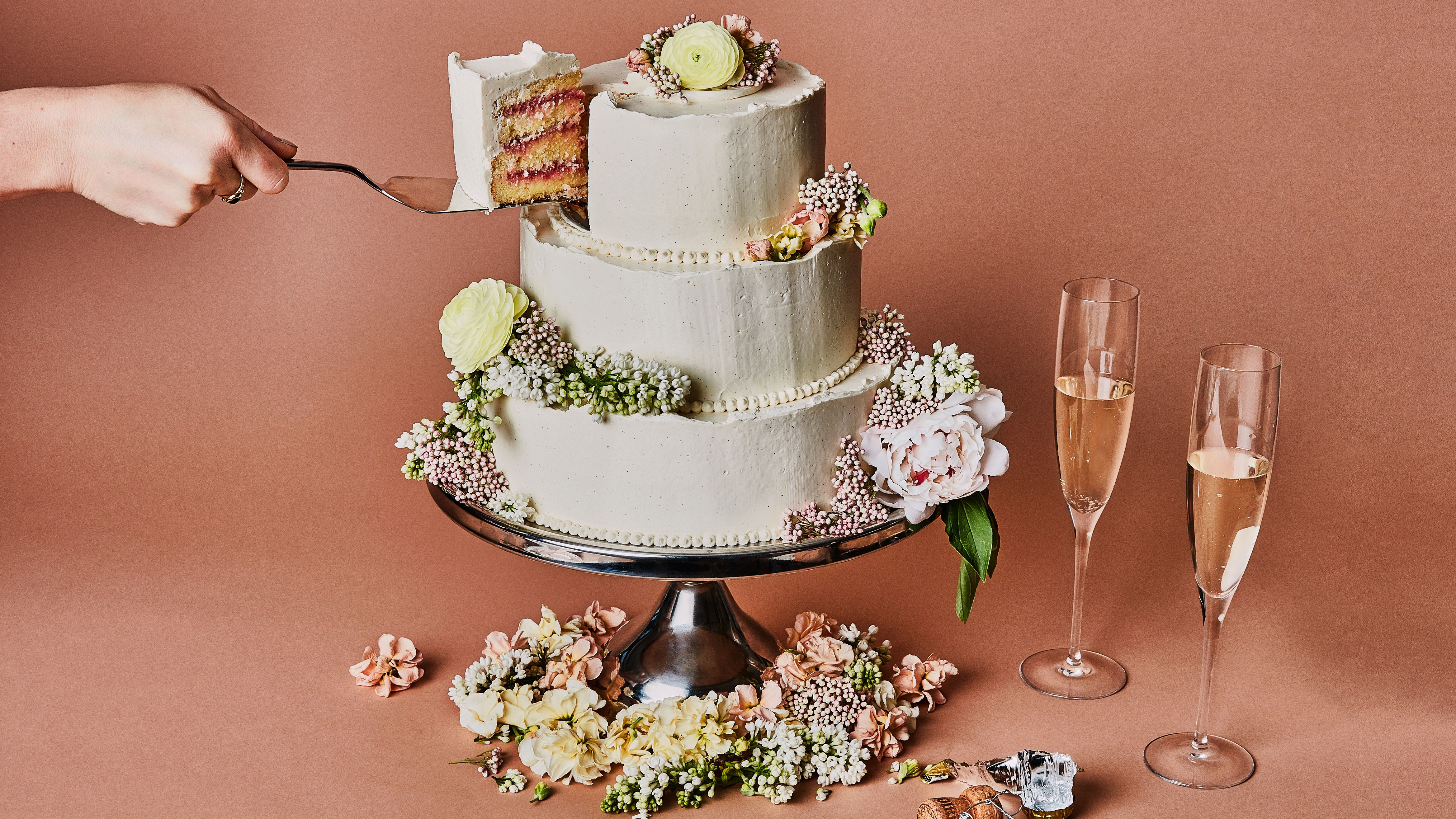 Royal Wedding Cake Recipe  A Royal Wedding Cake Recipe In Honor of Harry and Meghan