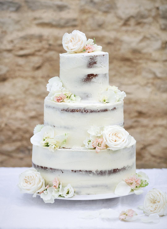 Royal Wedding Cake Recipe  A Royal Wedding Cake with Elderflower Marmalade and a