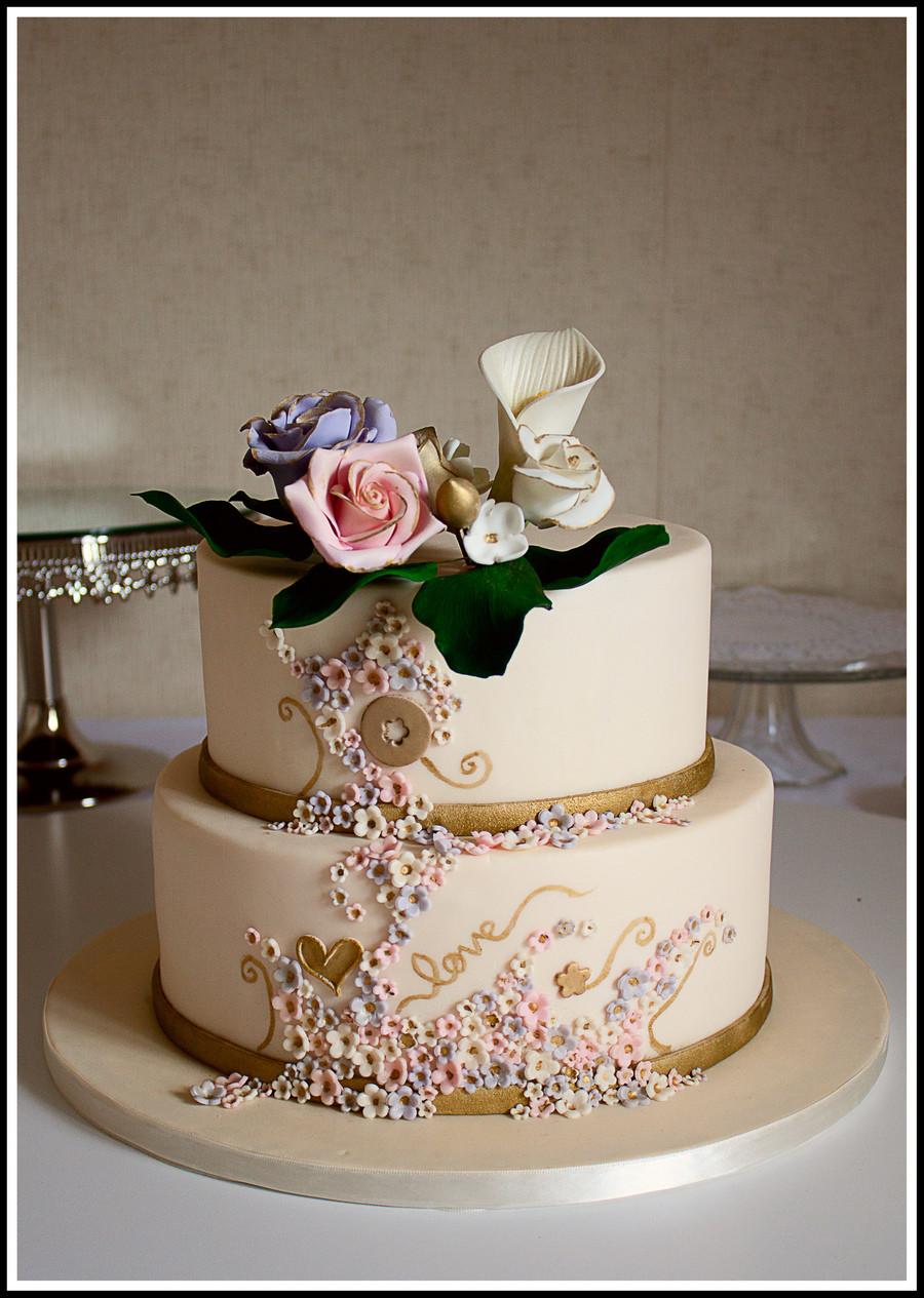 Royal Wedding Cake Recipe  Royal Wedding Cake CakeCentral