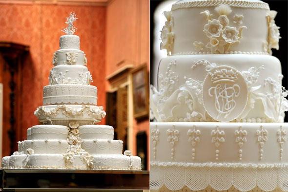 Royal Wedding Cake Recipe  Grandma Abson s Traditional Baking A right Royal Wedding Cake