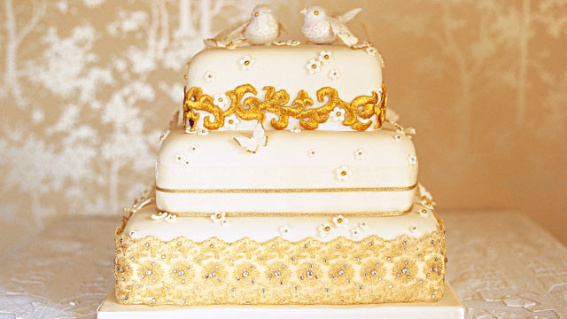 Royal Wedding Cake Recipe  Royal Wedding Cake Recipe by Pastry Chef Fiona Cairns