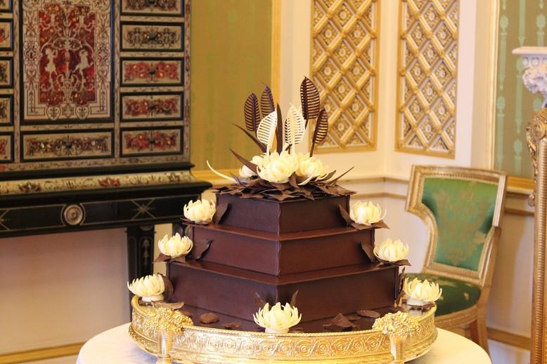 Royal Wedding Cake Recipe  Royal Rewind The Wedding of Prince William and Catherine
