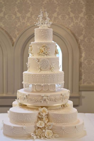 Royal Wedding Cakes  Royal Wedding Recreations In Sydney Zimbio