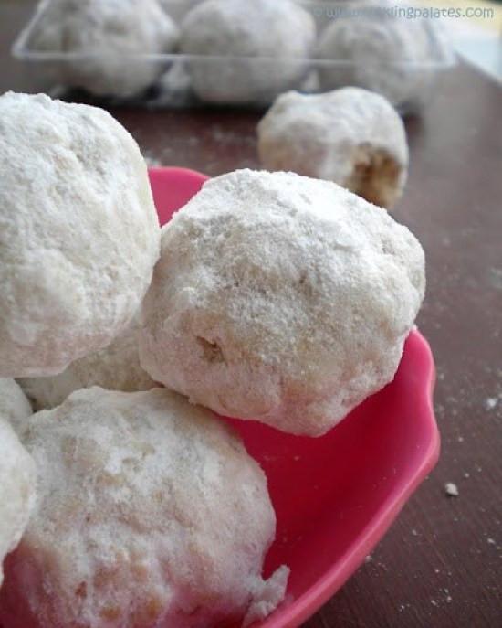 Russian Tea Cakes Vs Mexican Wedding Cookies  Mexican Wedding Cookies Russian Tea Cakes Snow Ball