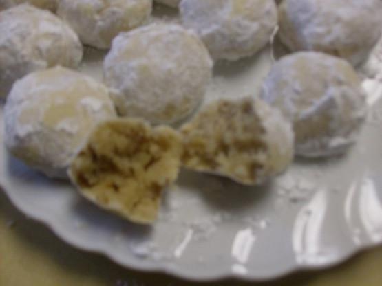 Russian Tea Cakes Vs Mexican Wedding Cookies  Wedding Cookies Snowballs Russian Tea Cakes Recipe