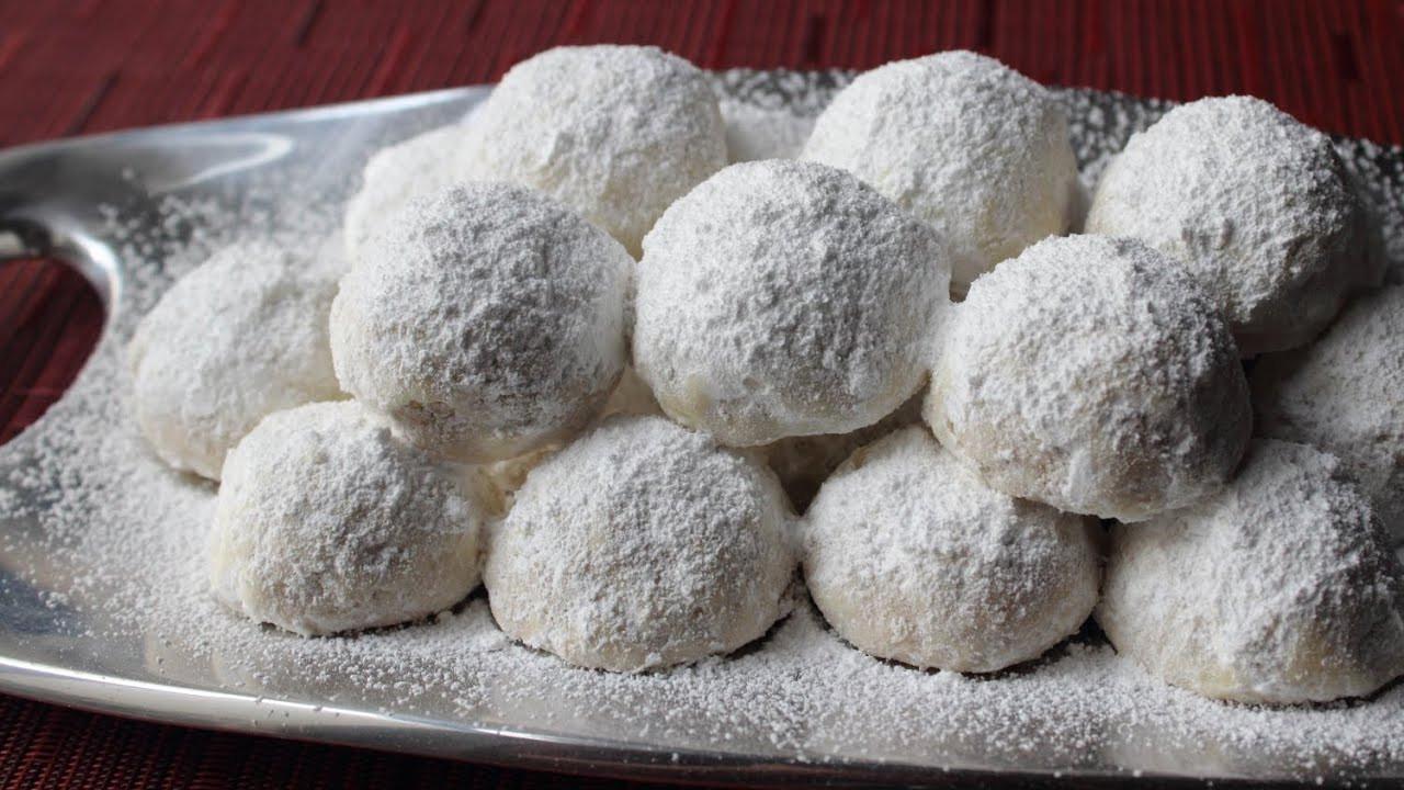 Russian Tea Cakes Vs Mexican Wedding Cookies  Russian Tea Cakes Easy Tea Cookies Recipe aka Wedding