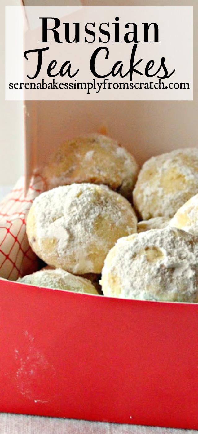 Russian Tea Cakes Vs Mexican Wedding Cookies  Snowball Cookies Recipe