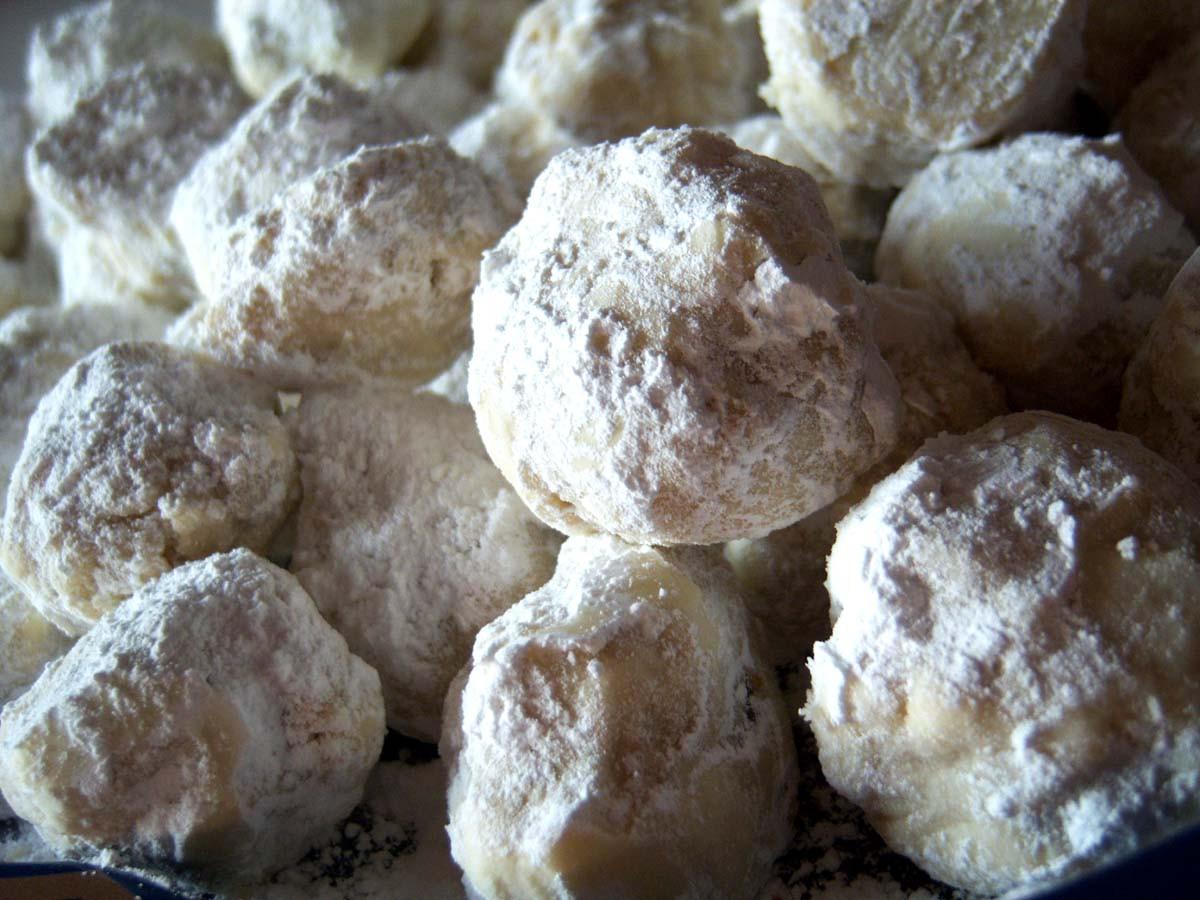Russian Tea Cakes Vs Mexican Wedding Cookies  Shoregirl s Creations Russian Tea Cakes