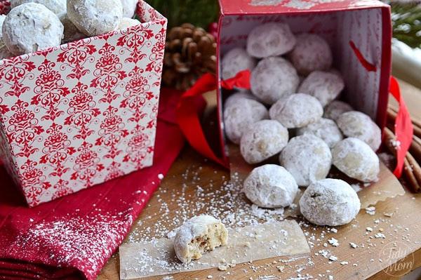 Russian Tea Cakes Vs Mexican Wedding Cookies  Pecan Butter Balls Russian Tea Cakes Mexican Wedding