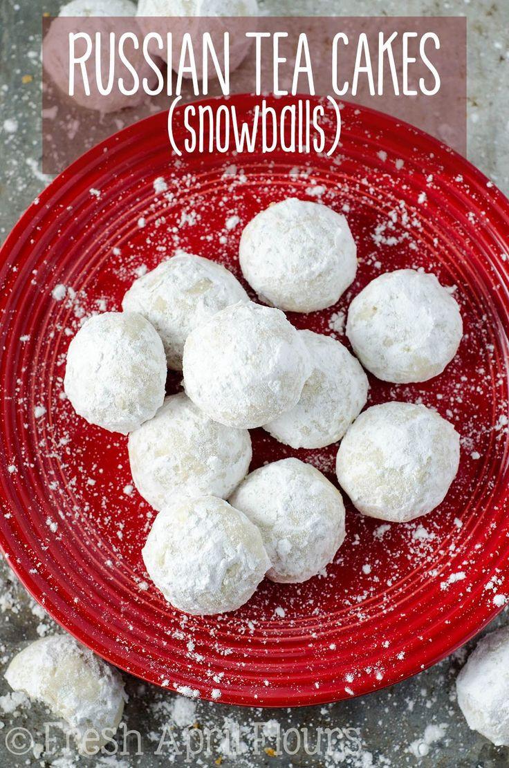 Russian Tea Cakes Vs Mexican Wedding Cookies  russian tea cookies smitten kitchen