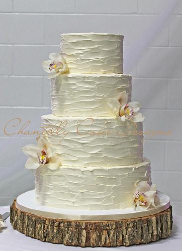 "Rustic Buttercream Wedding Cakes  Rustic Buttercream Wedding Cake 12"" 10"" 8"" 6"""