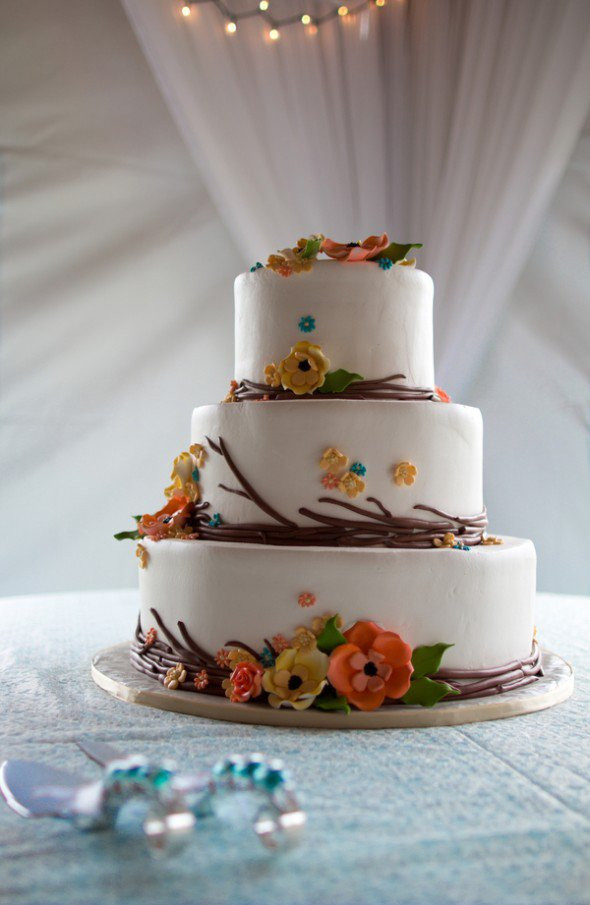 Rustic Chic Wedding Cakes  Fall Wedding Cakes Rustic Wedding Chic