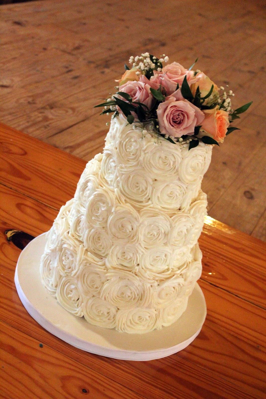Rustic Chic Wedding Cakes  Sweet Stirrings Rustic Chic Wedding