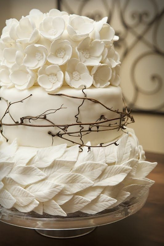 Rustic Chic Wedding Cakes  30 Chic Rustic Wedding Ideas with Tree Branches
