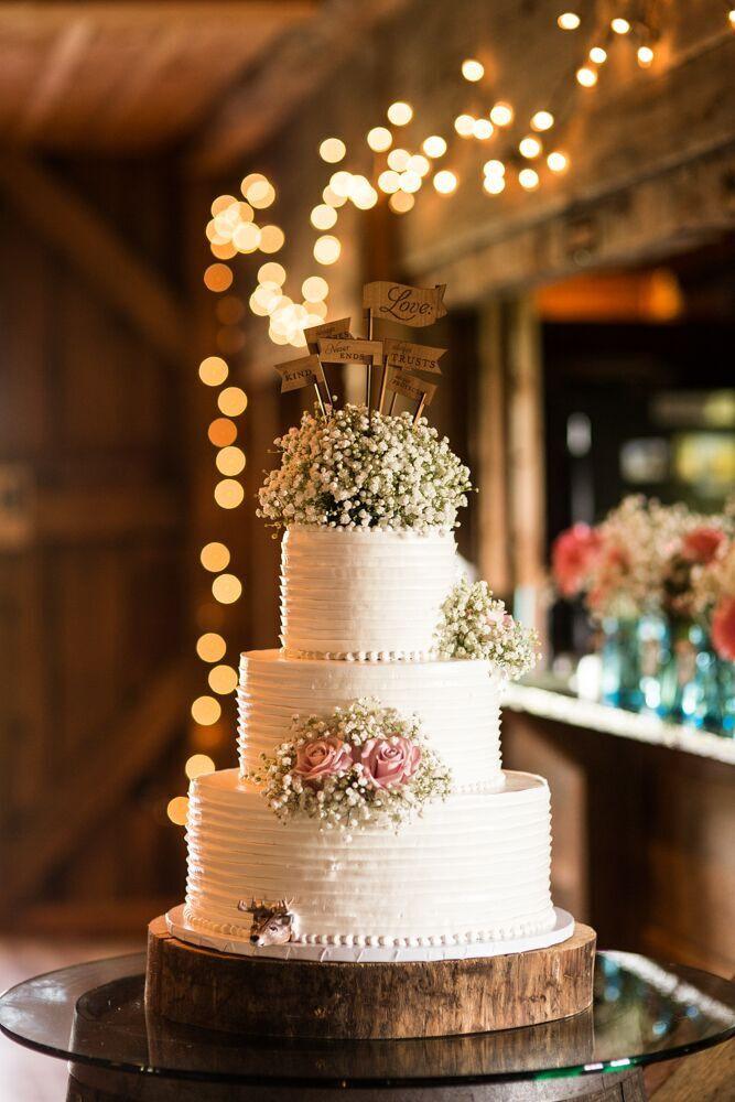 Rustic Chic Wedding Cakes  Shabby Chic Rustic Wedding Rustic Wedding Chic