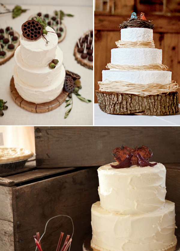 Rustic Themed Wedding Cakes  Angee s Eventions Rustic Wedding Inspiration