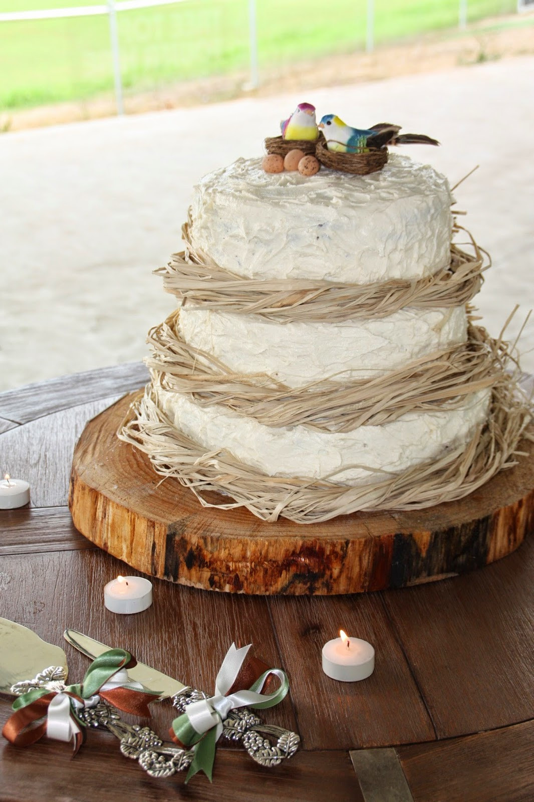 Rustic themed Wedding Cakes 20 Ideas for Rustic Wedding Cakes