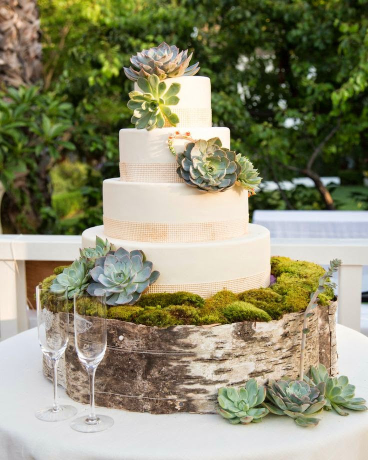 Rustic Themed Wedding Cakes  Rustic Wedding Cakes