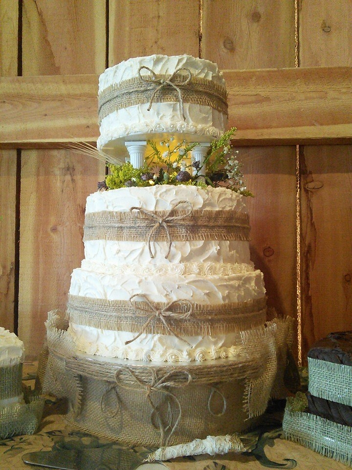 Rustic Themed Wedding Cakes  Rustic Wedding Themed Cakes CakeCentral