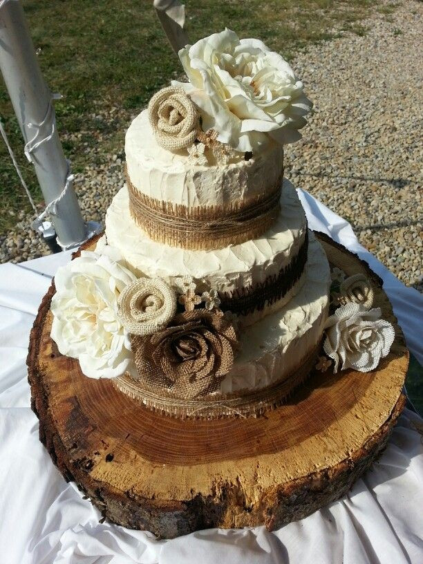 Rustic Themed Wedding Cakes  17 Best images about cowgirl cake on Pinterest
