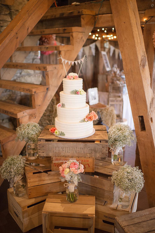 Rustic Wedding Cakes Ideas  30 Inspirational Rustic Barn Wedding Ideas