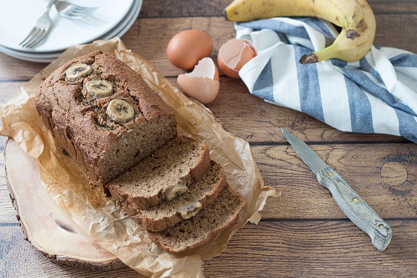 Rye Bread Healthy  Rye Banana Bread The Healthy Tart