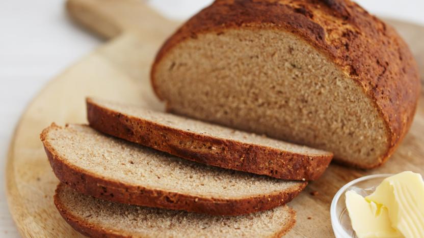 Rye Bread Healthy  Rye bread recipe BBC Food