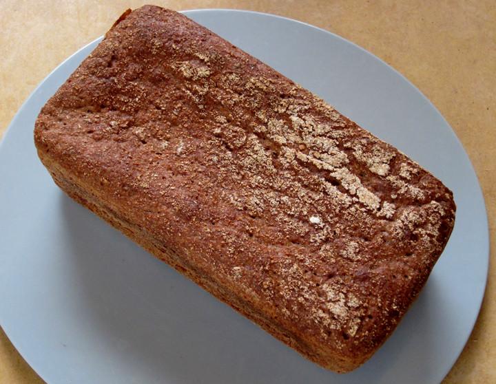 Rye Bread Healthy  An Easy and Healthy Whole Rye Bread Recipe