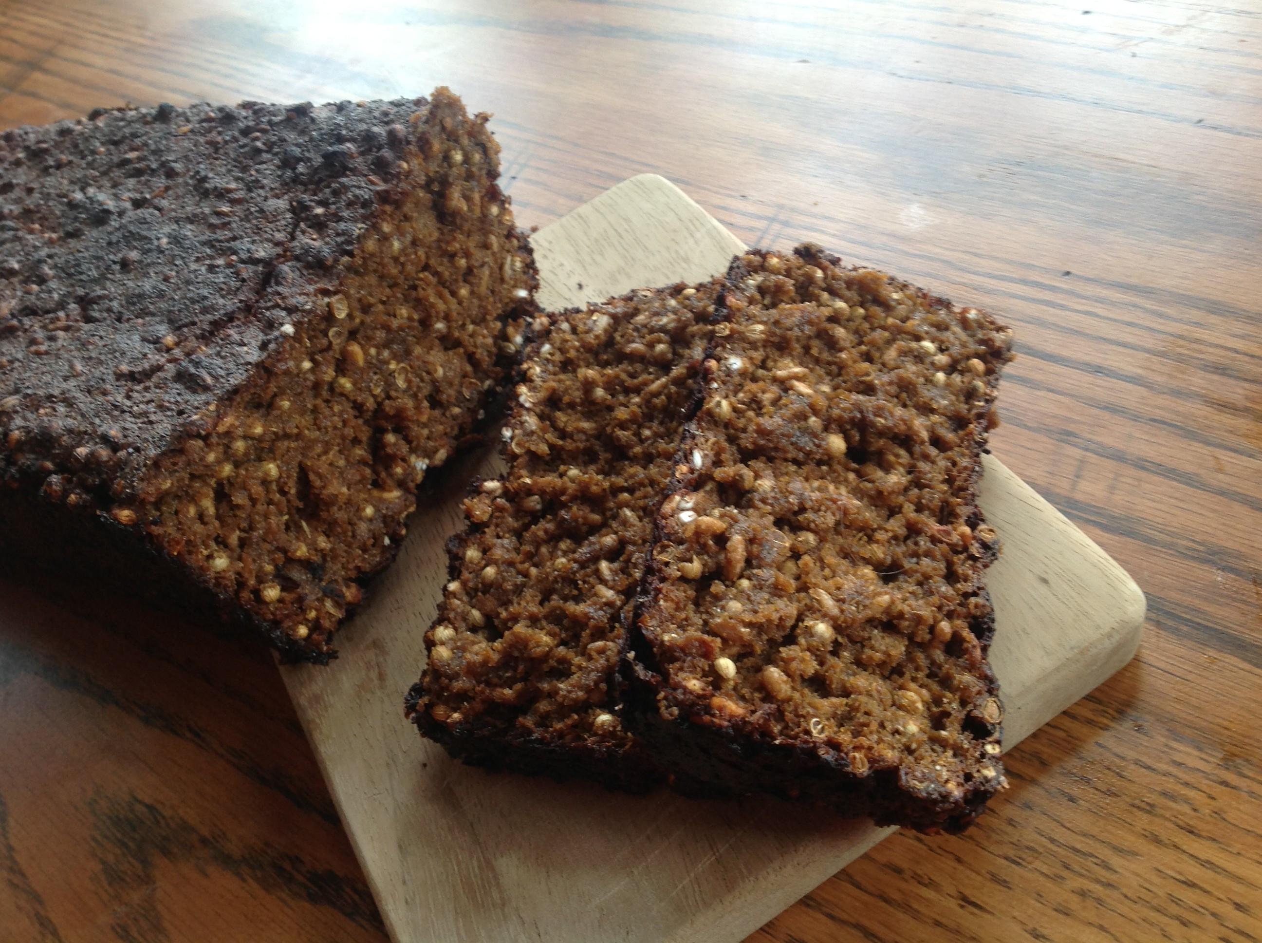 Rye Bread Healthy  Easy Homemade Rye Bread