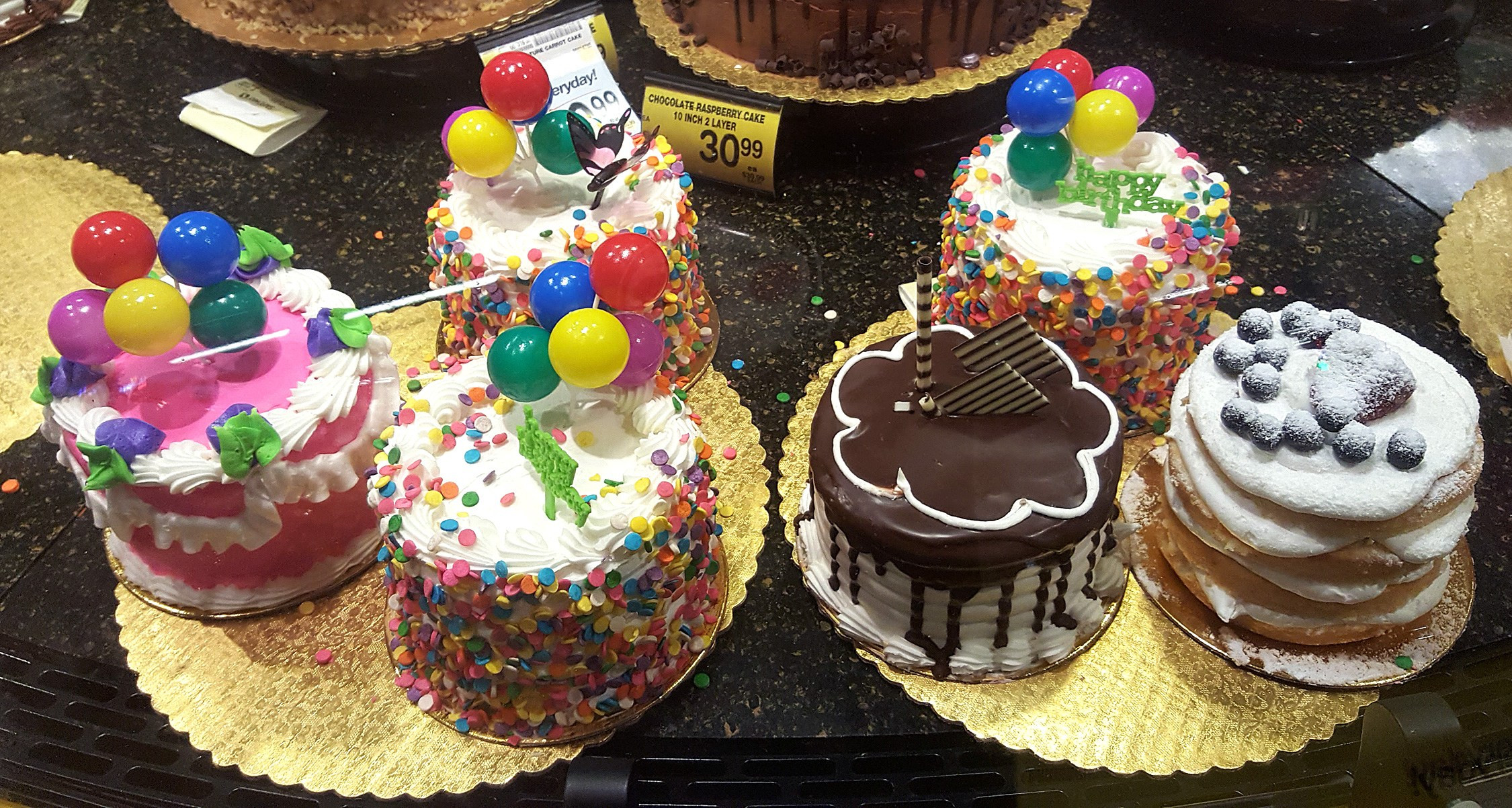Safeway Easter Dinner  safeway gourmet cupcakes