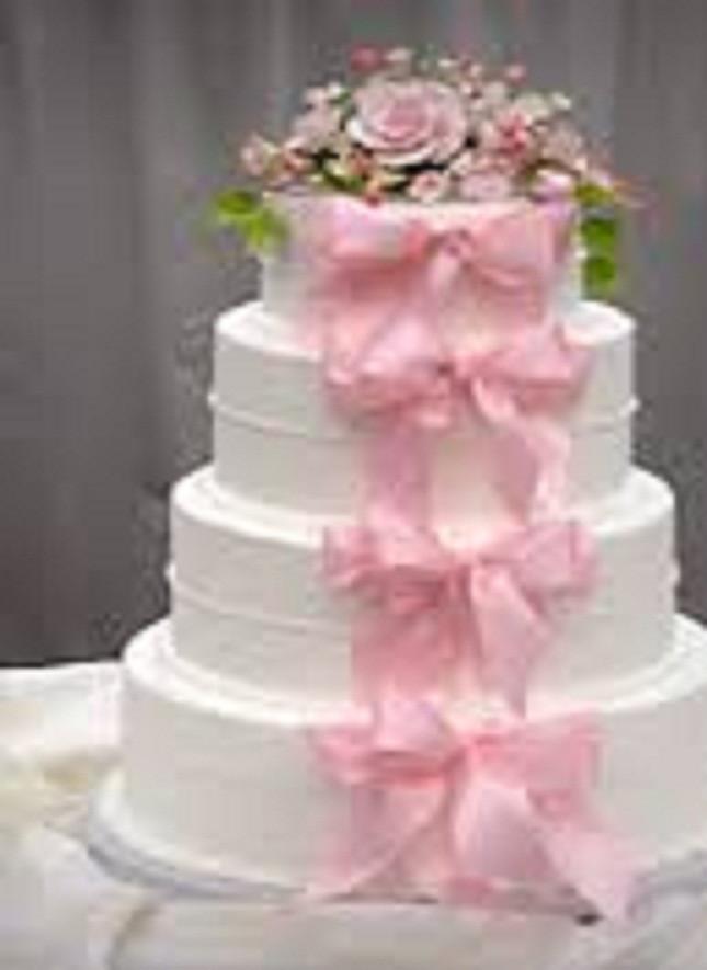 Safeway Wedding Cakes  safeway wedding cake ribbon