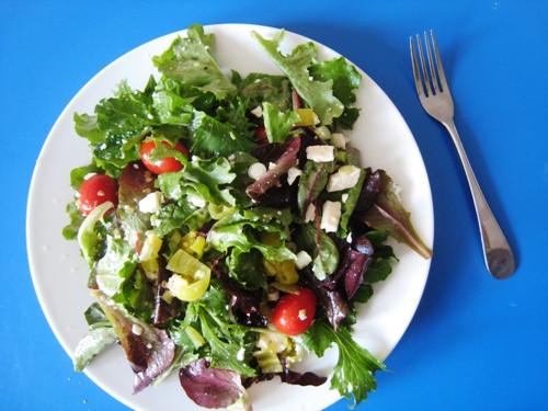 Salad For Easter Dinner  Easter Dinner Inspiration