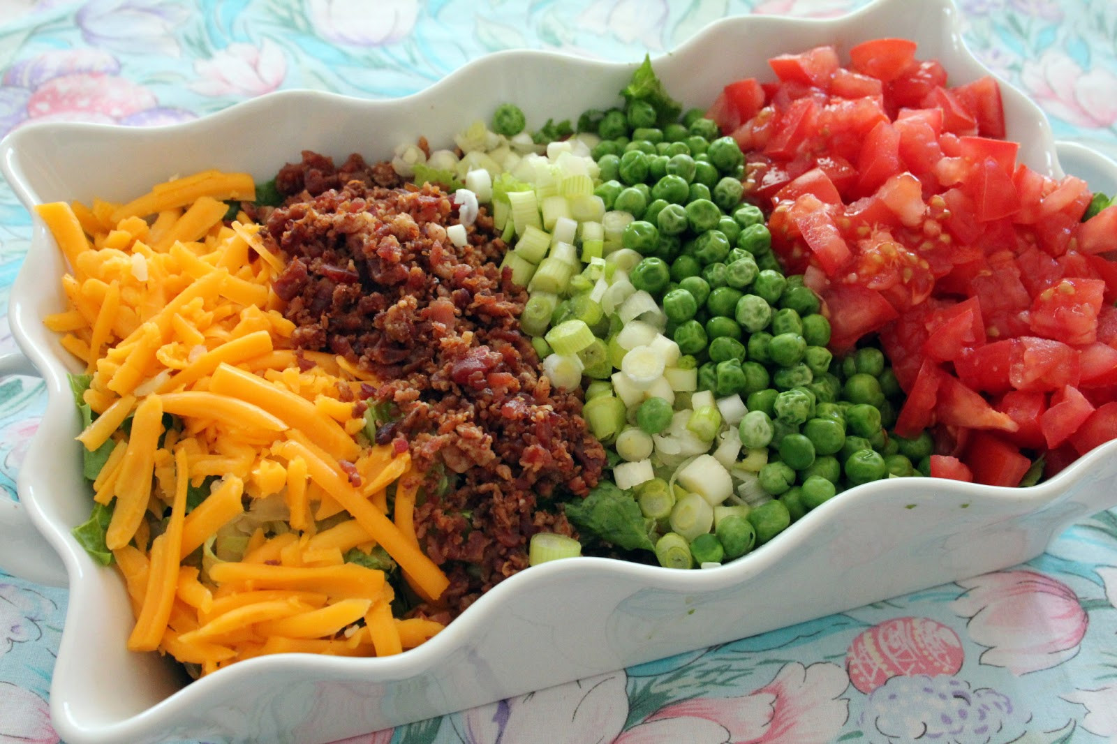 Salad For Easter Dinner  Grain Crazy Cobb Salad Easter Dinner or anytime