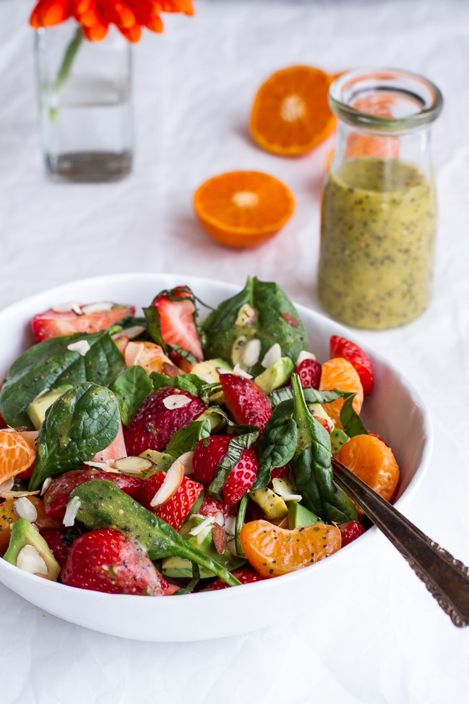 Salads For Easter Brunch  Easter Brunch Round Up Pretty Hungry