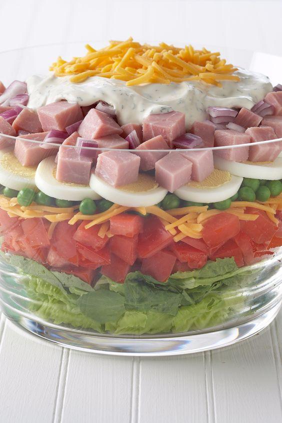 Salads For Easter Ham Dinner  Hams Salad recipes and Turkey on Pinterest