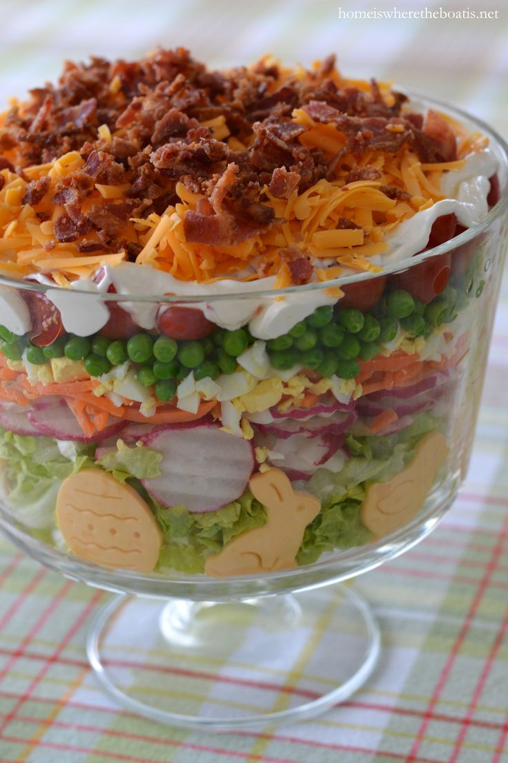 Salads For Easter  17 Best images about EASTER RECIPES on Pinterest