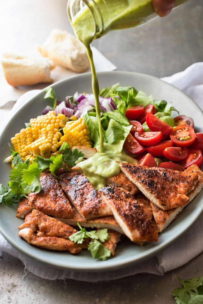 Salads Recipes Healthy  Healthy Salad Recipes With Chicken