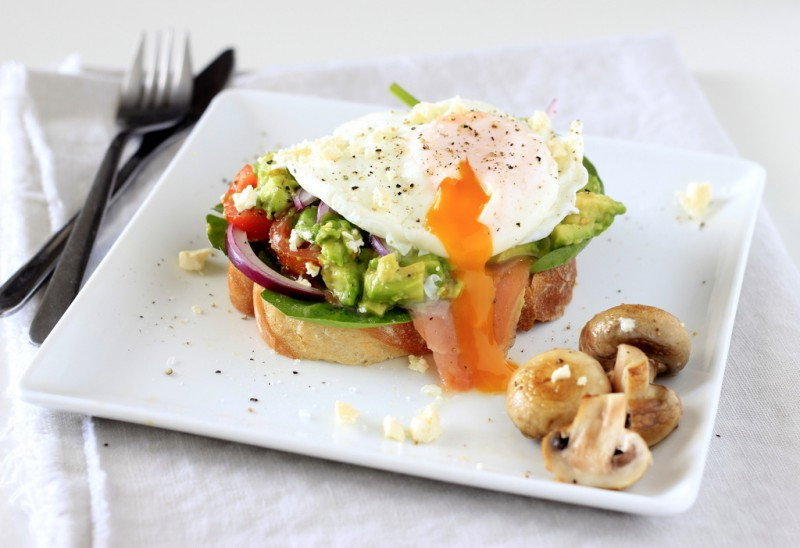 Salmon For Breakfast Healthy  Dent Your Appetite and Boost Your Metabolism with These