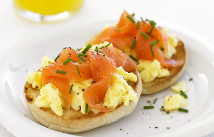 Salmon For Breakfast Healthy  7 Healthy Breakfast Recipes for Every Day of the Week